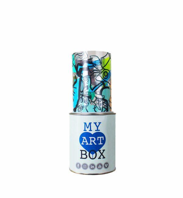 Totem Box Délice produit