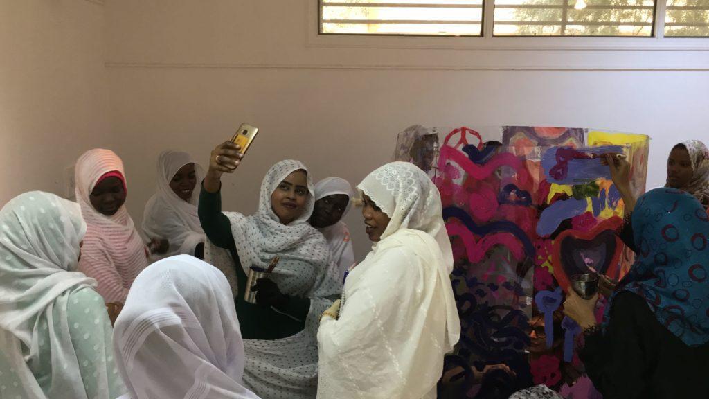 ethnographie et anthropologie à Khartoum au Soudan