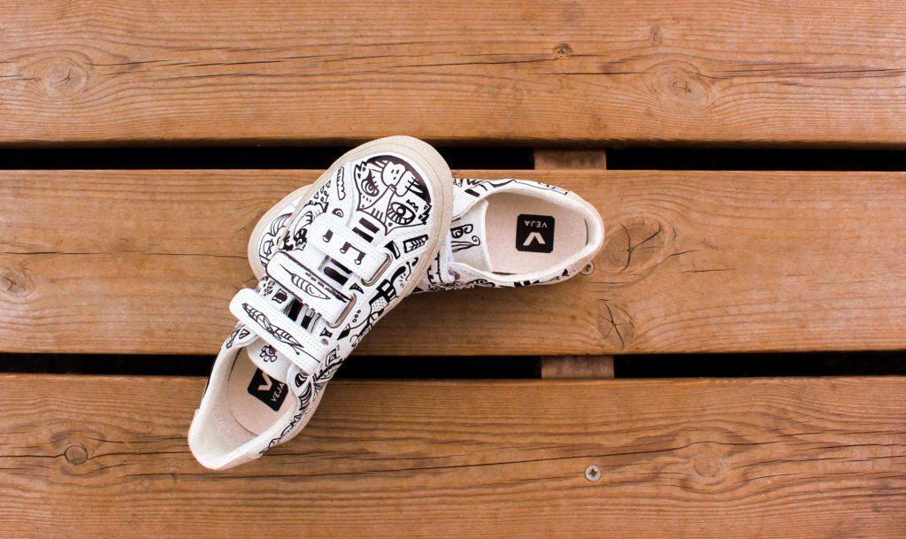 Chaussures personnalisées par aNa